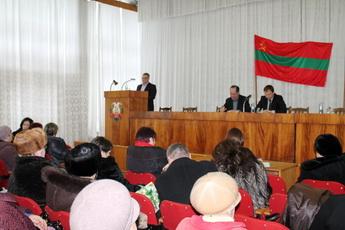 Глава госадминистрации встретился с председателями домовых комитетов