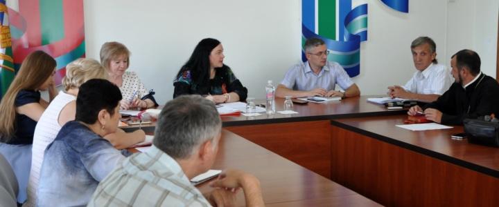 В Рыбнице состоялось заседание Общественного совета