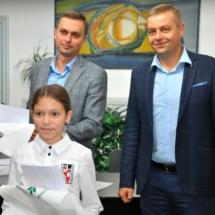 В Рыбнице подвели итоги конкурса Я иду на выборы (1)