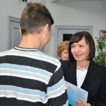 В Рыбнице подвели итоги конкурса Я иду на выборы (4)