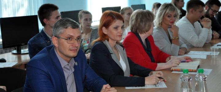 В Рыбницком филиале ПГУ им. Т.Г.Шевченко провели круглый стол