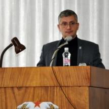 Глава госадминистрации принял участие в работе сессии горсовета (1)