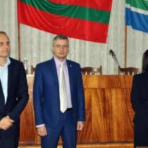 Елена Городецкая вручила Почетные знаки За заслуги в организации выборов