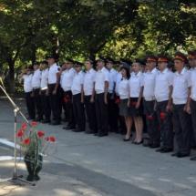 Рыбницкие милиционеры первыми приняли решение в пользу Приднестровского народа (2)