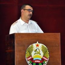 Рыбницкие милиционеры первыми приняли решение в пользу Приднестровского народа (4)