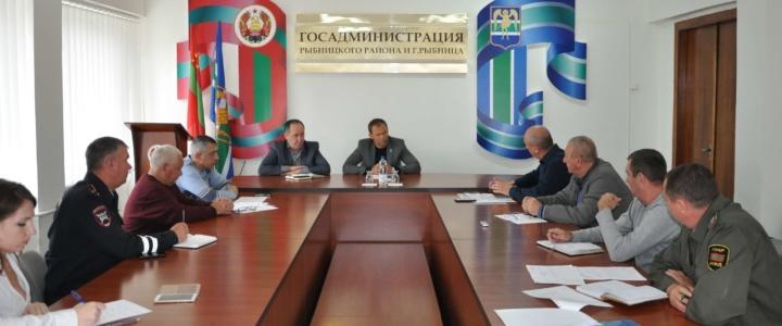 Готовность дорожных служб к зиме на личном контроле главы города и района