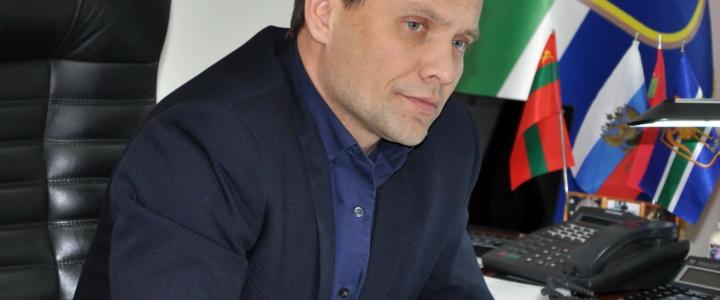 Вячеслав Фролов принял участие в селекторном совещании Президента ПМР