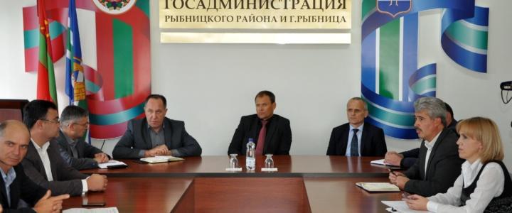 Вячеслав Фролов встретился с депутатами Верховного Совета ПМР