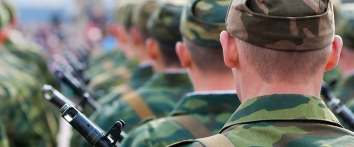 В военном институте Министерства обороны объявлен дополнительный набор