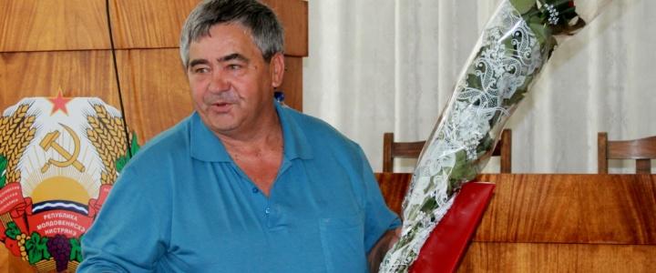 Рыбницкое предприятие коммунального хозяйства и благоустройства отмечает 75-й юбилей