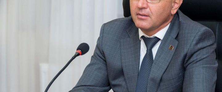 Вячеслав Фролов принял участие в селекторном совещании с Президентом