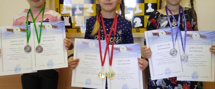 В Рыбнице определили лучших шахматистов Приднестровья