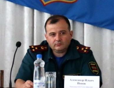 Александр Попов оценил готовность Гражданской обороны к стихийным бедствиям