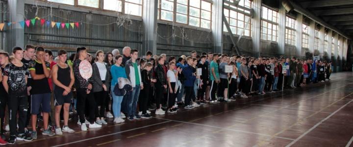 В Северной столице состоялось закрытие летнего спортивного сезона