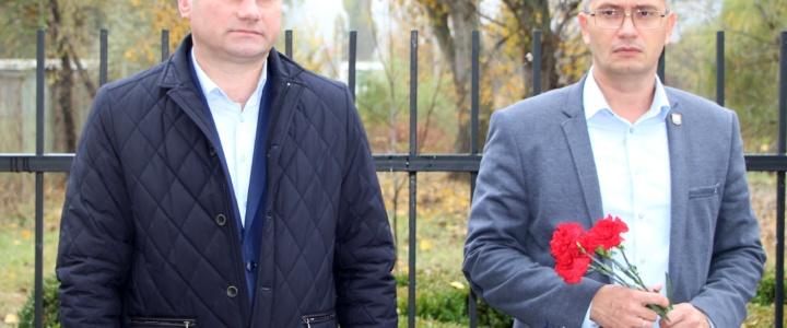 В Северной столице состоялся митинг-реквием памяти жертв Рыбницкого гетто