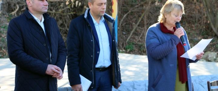 Виктор Тягай посетил село Плоть Рыбницкого района