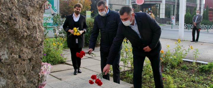В Рыбнице почтили память жертв политических репрессий