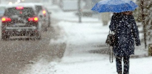 В ближайшее время ожидаются мокрый снег и гололедица