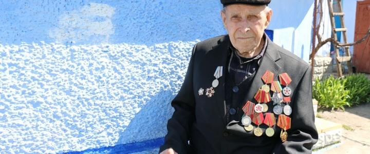 Ушёл из жизни ветеран Великой Отечественной войны Фёдор Корлюга