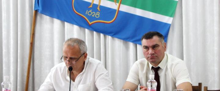 В Рыбнице состоялась сессия Совета народных депутатов