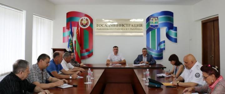 Виктор Тягай встретился с представителями общественных организаций