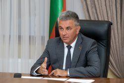 Виктор Тягай принял участие в рабочем совещании Президента