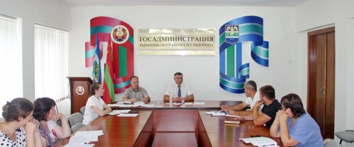 Виктор Тягай провёл совещание по исполнению программы ФКВ