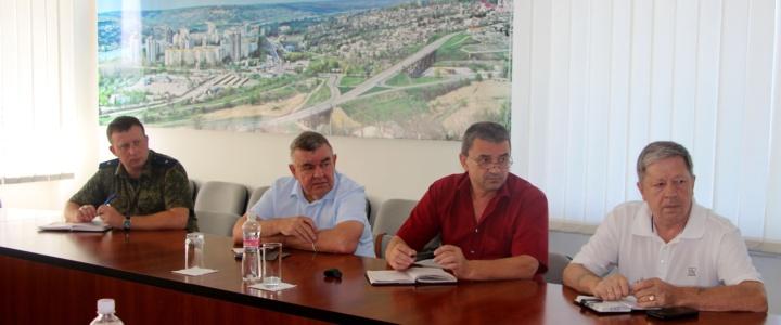 Глава госадминистрации встретился с представителями общественных организаций