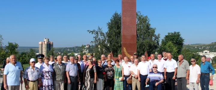 В Рыбнице прошли мероприятия, приуроченные ко Дню памяти погибших и умерших защитников Приднестровья