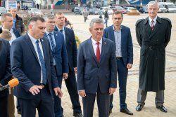 Президентская инспекция по центральной части Рыбницы