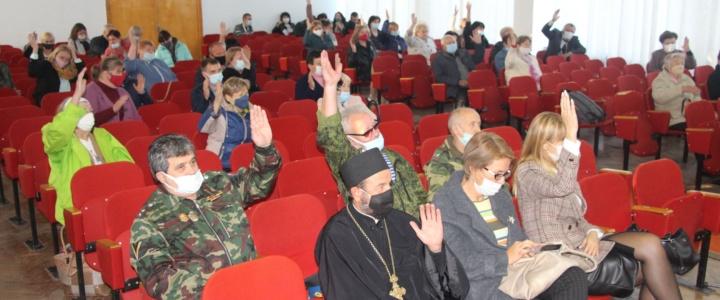 Рыбничане поддержали выдвижение Вадима Красносельского на пост Президента ПМР