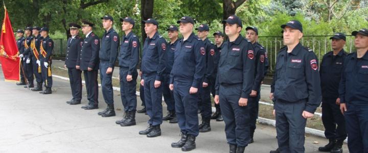 Рыбницкий отдел внутренних дел празднует юбилей со дня образования