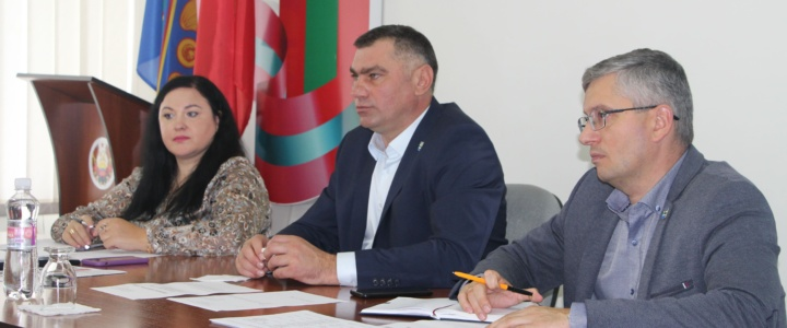 Глава госадминистрации принял участие в работе Общественного совета