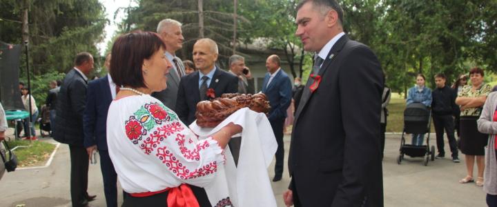 Празднование Дня Республики в Рыбнице