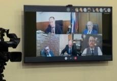 Вадим Красносельский провел рабочее совещание с руководством органов госвласти и управления