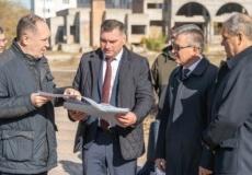 Президентская инспекция социально значимых объектов Рыбницы