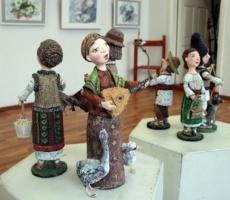 В картинной галерее Рыбницы экспонируются новые выставки