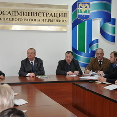 Василий Малай провёл аппаратное совещание