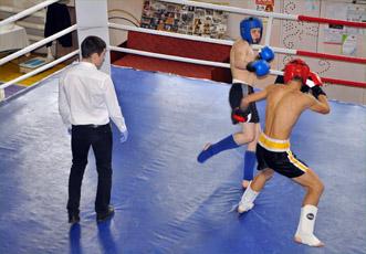 Победителями чемпионата по кикбоксингу стали спортсмены Рыбницы и Тирасполя