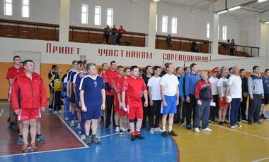 Начался турнир по волейболу на Кубок главы госадминистрации рыбницкого района и г. Рыбницы