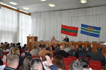 Состоялась 16 сессия 25 созыва Рыбницкого горрайСовета