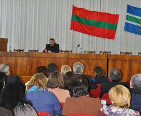 Спектр насущных проблем обсудили на совещании с главами сельских администраций