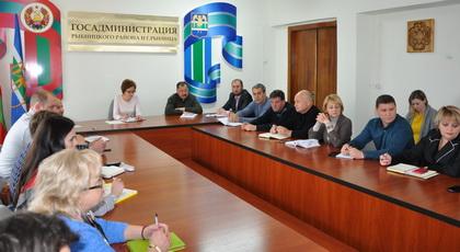На совещании у и.о. главы госадминистрации обсудили последствия снегопада