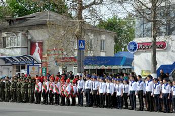 2 тур фестиваля «Юный патриот Приднестровья» стартовал в Рыбнице