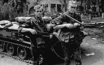 В Приднестровье проходит акция «Парень взял автомат потому, что так Родине надо!»