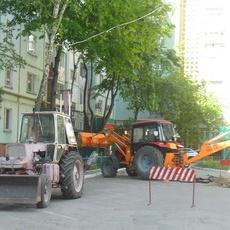 с 22 по 26 мая будет прекращена подача горячего водоснабжения жителям ряда домов в микрорайоне Вальченко