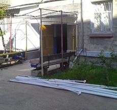 В доме №20 по ул. Ленина приступили к капитальному ремонту инженерных сетей