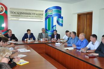 Подготовку к летнему сезону обсудили на совещании у главы госадминистрации