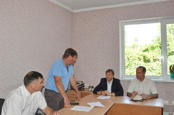 Вячеслав Фролов посетил муниципальное предприятие «Рыбницалифт»