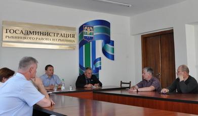 Игорь Буга встретился с членами рыбницкого Союза ветеранов войны в Афганистане